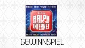 Ralph Breaks The Internet: Wreck It Ralph 2 - Original Filmsoundtrack