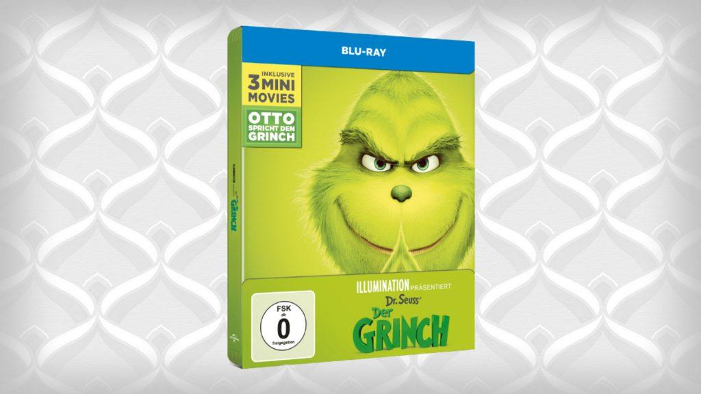 Der Grinch (2018) Steelbook