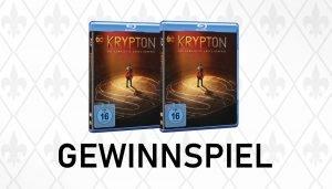 Krypton: Die komplette 1. Staffel